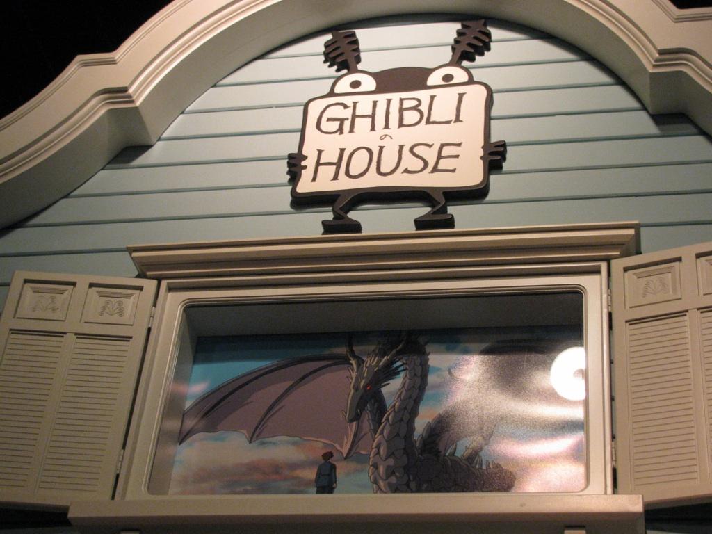 Studio Ghibli Temple University Japan