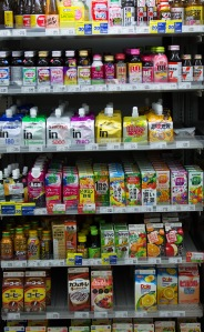 Tokyo-convenience store drinks-Ashlee Mantione-SP15