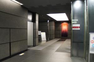 First floor lobby of TUJ's Azabu Hall.