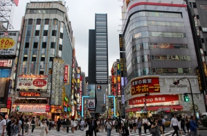 Shinjuku- I spy godzilla-Michael Kent-TUJFL2015