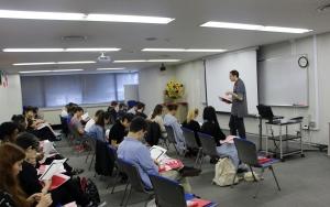 Tokyo-TUJOrientation-Michael Kent-TUJFL2015