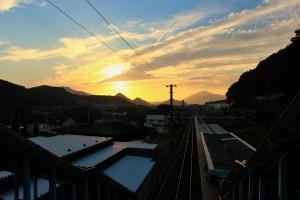Mount Takao-Sunset-Michael Kent-TUJ-FL15