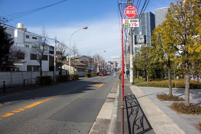 004_Nakahara-ku_Road-on-the-commute-to-Musashi-Kosugi-Station_KaylaAmador